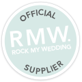 Rock My Wedding Badge